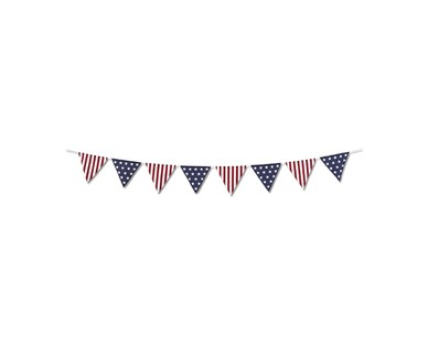 Huntington Home Patriotic Bunting or Banner Assortment View 2