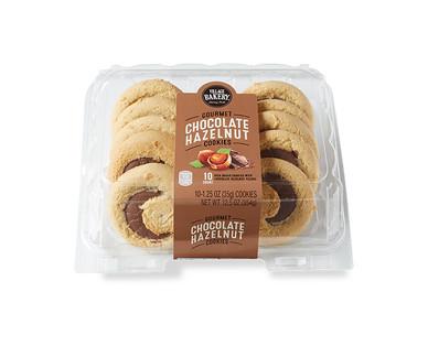 Village Bakery Chocolate Hazelnut-Filled Cookies