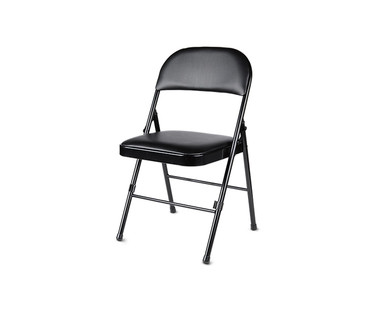 Easy Home Vinyl Padded Folding Chair View 1
