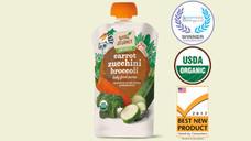 Little Journey Organic Carrot Zucchini Broccoli Puree. View Details.
