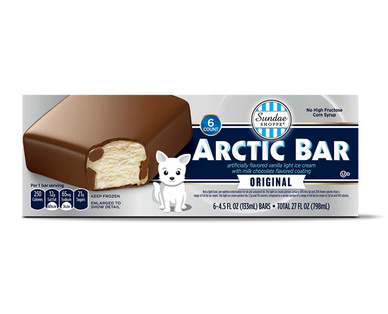 Sundae Shoppe Arctic Bar