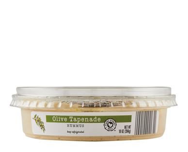 Park Street Deli Olive Tapenade Hummus