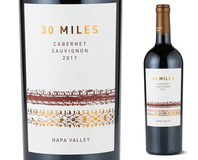 30 Miles Napa Valley Cabernet Sauvignon