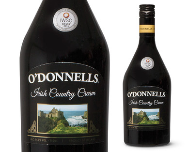 O'Donnells Irish Cream