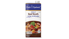 Chef's Cupboard Beef Broth. View Details.