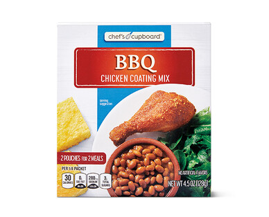 Chef's Cupboard BBQ Chicken Coating