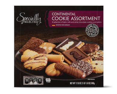 Specially Selected Continental Cookie Assortment