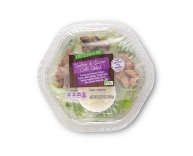 Little Salad Bar Turkey Bacon Salad Bowl