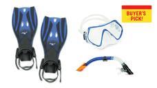 Crane Snorkel Set