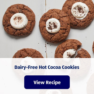 Dairy-Free Hot Cocoa Cookies. View Recipe.