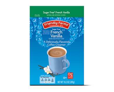 Friendly Farms Sugar Free French Vanilla Coffee Creamer