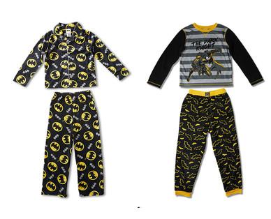 Children's Licensed Fleece Pajama Set View 2