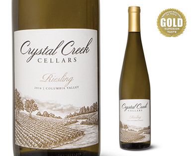 Crystal Creek Cellars Riesling