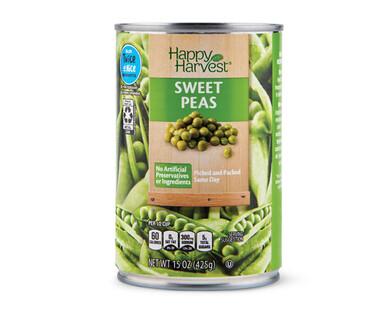 Happy Harvest Medium Sweet Peas