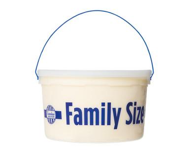 Sundae Shoppe Vanilla Light Ice Cream Pail