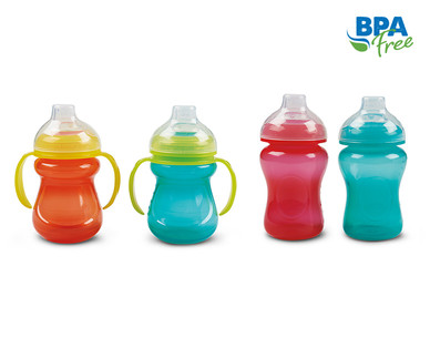 Little Journey 2-Pack Sippy Cups View 2