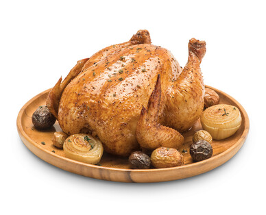 Simply Nature Fresh Organic Whole Chicken