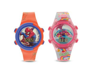 Children's Licensed Watches View 3
