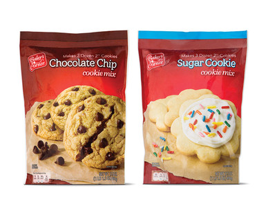 Baker's Corner Cookie Mix Sugar or Chocolate Chip