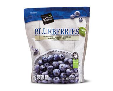 Season's Choice Frozen Blueberries