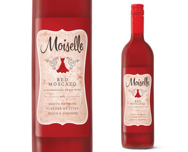 Moiselle Red Moscato