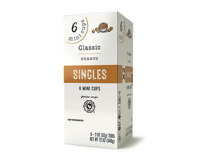 Park Street Deli Classic Hummus Singles