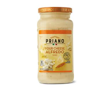 Priano Four Cheese Alfredo Sauce