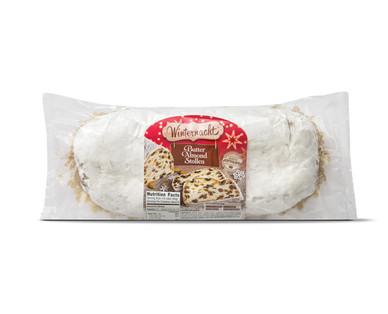 Winternacht Butter Almond Stollen