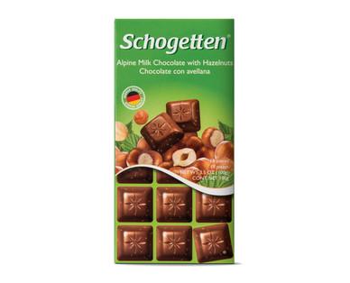 Hazelnut Schogetten
