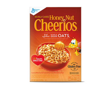 General Mills Honey Nut Cheerios