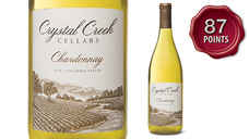Crystal Creek Cellars Chardonnay. View Details.