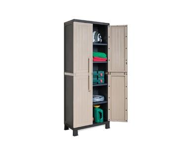 WORKZONE 4-Shelf Tall Cabinet View 1