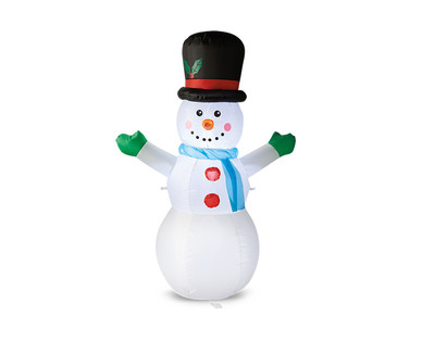 Merry Moments 4' Tall Christmas Inflatables View 1