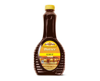 Aunt Maple's Butter Syrup