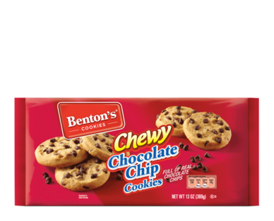 Benton's Chewy Chocolate Chip Cookies