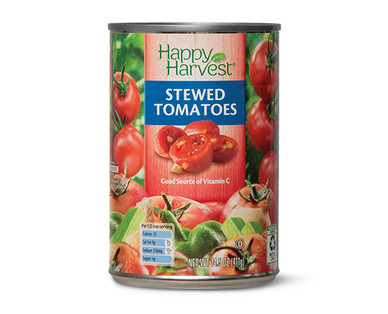 Happy Harvest Stewed Tomatoes