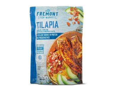 Fremont Fish Market Tilapia Fillets