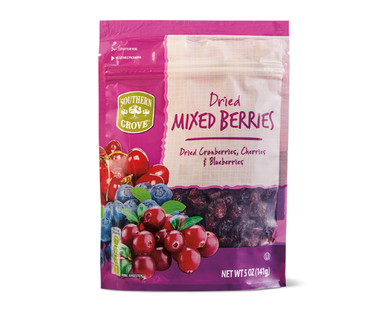Southern Grove Dried Mixed Berries