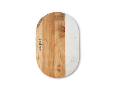 Crofton Marble and Acacia Board View 2