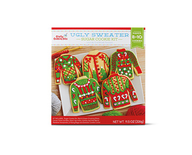 Crafty Cooking Kits Holiday Cookie Kit View 5