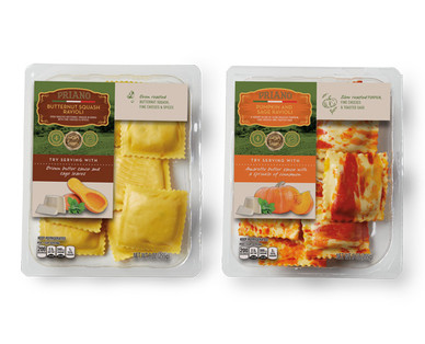 Specially Selected Butternut Squash or Pumpkin Sage Ravioli