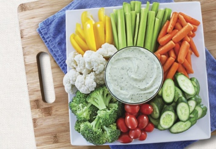 Avocado Jalapeño Ranch Dip
