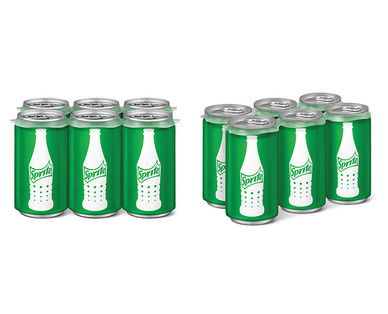 Coca-Cola Mini Can 6-Pack View 4