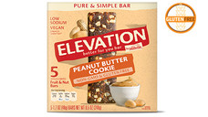 Elevation by Millville Peanut Butter Cookie Pure and Simple Bars. View Details.