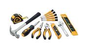 WORKZONE 18-Piece Tool Set