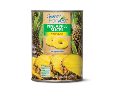 Sweet Harvest Pineapple Slices
