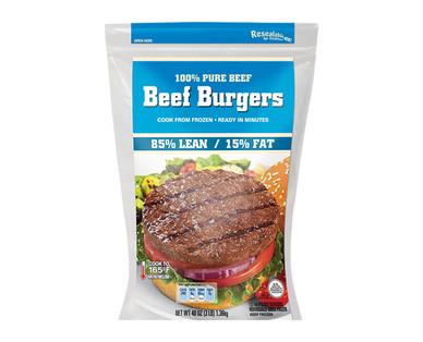 85/15 Ground Beef Patties