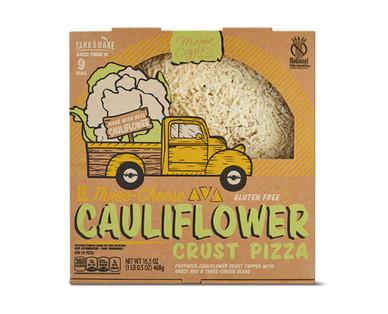 """Mama Cozzi's Pizza Kitchen 12"""" Cheese Cauliflower Crust Deli Pizza"""