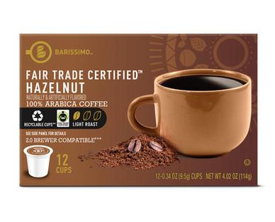 Barissimo Hazelnut Coffee Cups