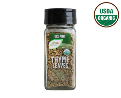 Simply Nature Organic Thyme Leaves